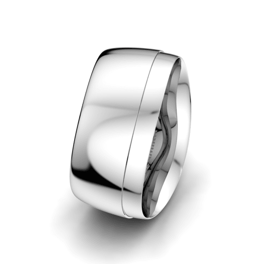 Men's Ring Magic Charm 10 mm