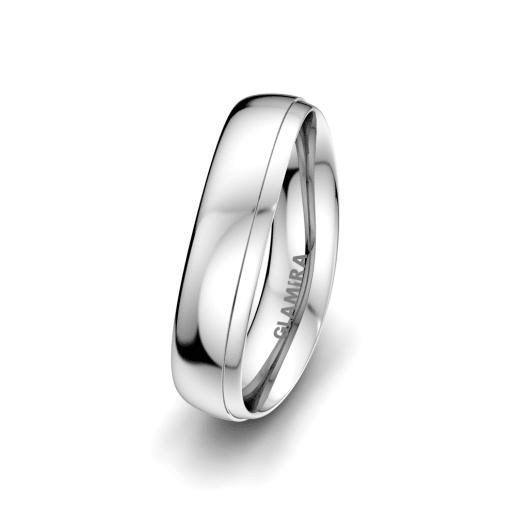 Men's Ring Magic Charm 5 mm