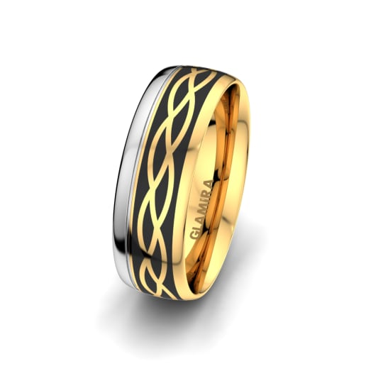 Men's Ring Mystic shape 7 mm