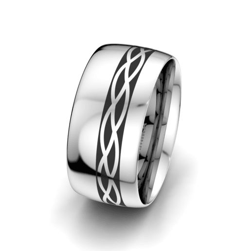 Men's Ring Magic Jewel 10 mm