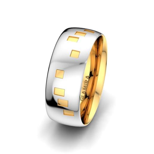 Мъжки пръстен Charming Infinite 8 mm