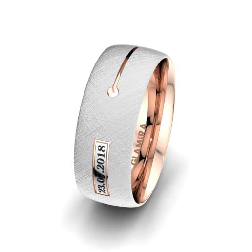 Men's Ring Alluring Night 8 mm