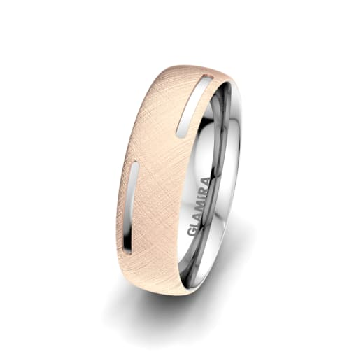 Men's Ring Adore Valley 6 mm