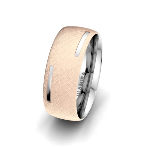 Men's Ring Adore Valley 8 mm