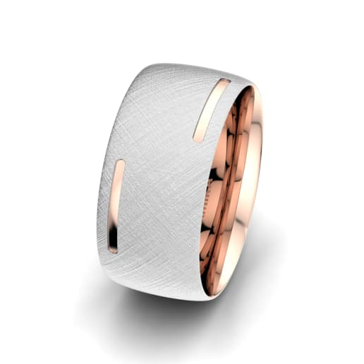 Men's Ring Adore Valley 10 mm