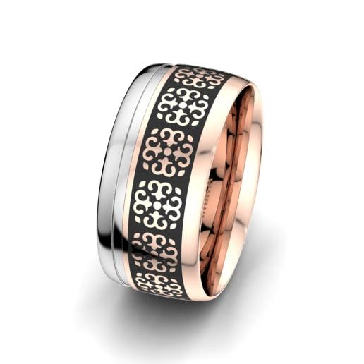 Men's Ring Charming Surface 10 mm