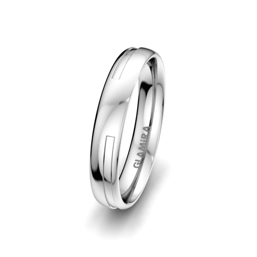 Men's Ring Charming Pretty 4 mm