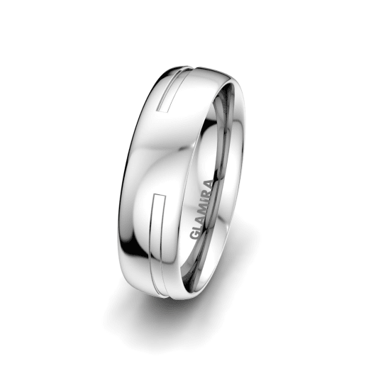 Men's Ring Charming Pretty 6 mm
