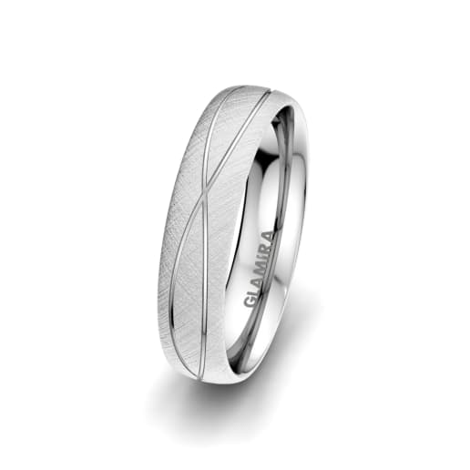 Men's Ring Romantic Shape 5 mm