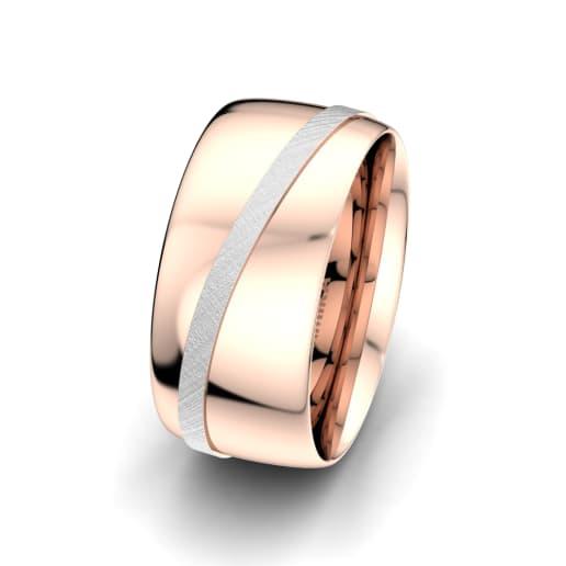 Men's Ring Romantic Line 10 mm