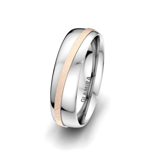Men's Ring Romantic Line 6 mm