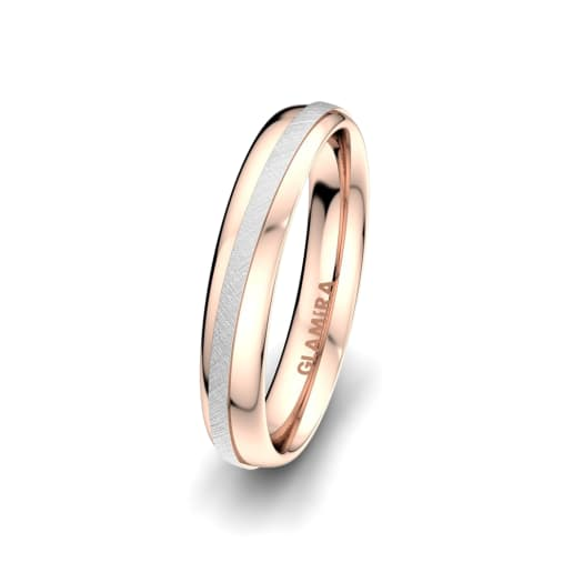Men's Ring Romantic Line 4 mm