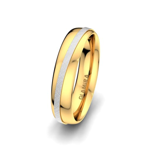 Men's Ring Romantic Line 5 mm
