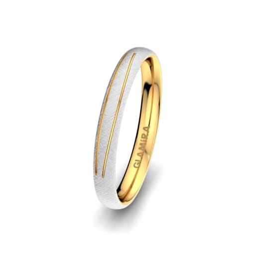 Moški prstani Natural Alluring 3 mm