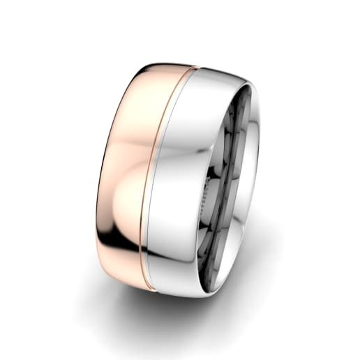 Men's Ring Great Blow 10 mm