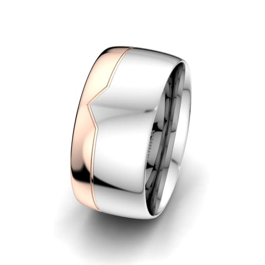 Men's Ring Gorgeous Moment 10 mm