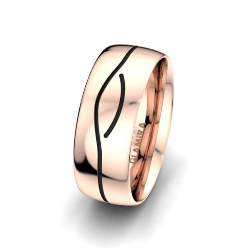Men's Ring Mystic Bond 8 mm