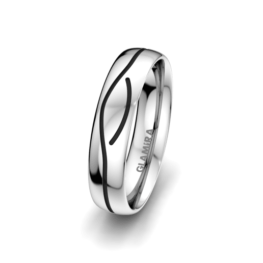 Men's Ring Mystic Bond 5 mm