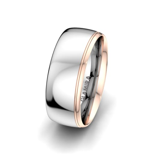 Men's Ring Precious Love 8 mm