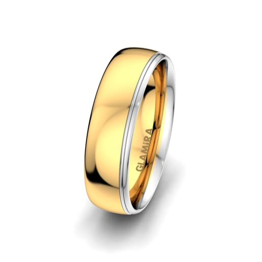 Men's Ring Precious Love 6 mm