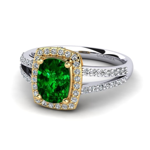 GLAMIRA Diamantni Prstan Holly