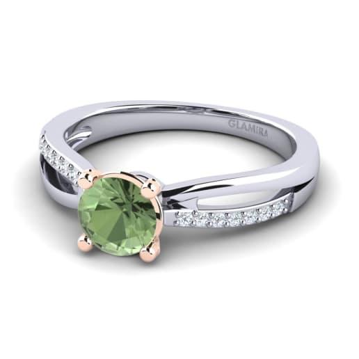 GLAMIRA Prstan Jade 1.0 crt