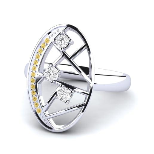 GLAMIRA Ring Melpomene