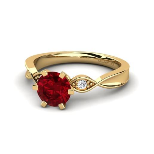GLAMIRA Ring Neveda 1.0 crt