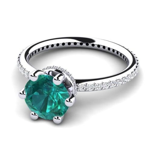 GLAMIRA Ring Marinella 2.0 crt