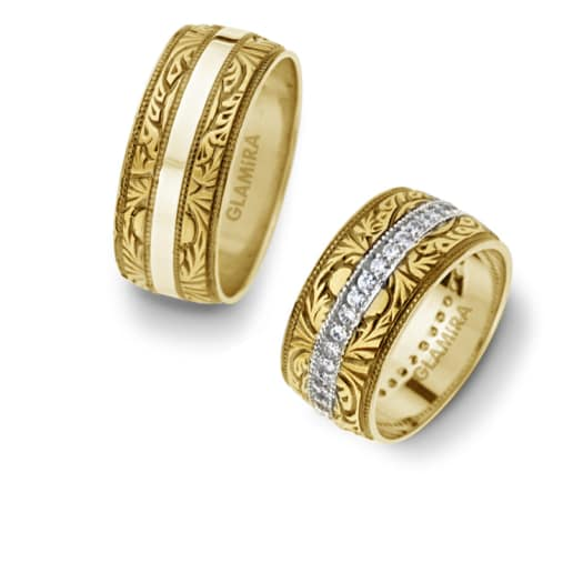 Wedding Rings | Wedding Rings Order For Women Men Glamira In