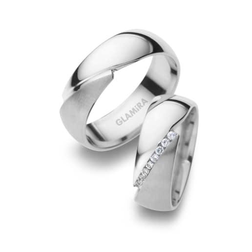 8760621b Anillos boda - Alianzas de boda personalizadas | GLAMIRA.com.co