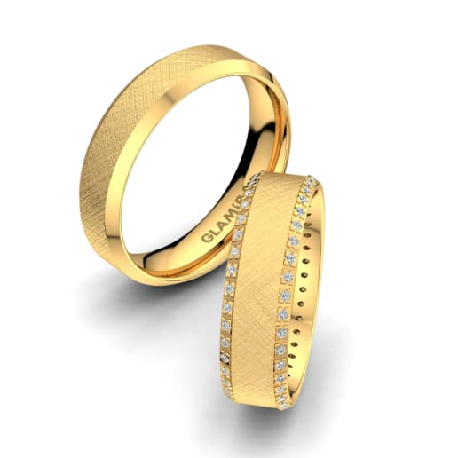 Wedding Rings Order For Women Men Glamira In