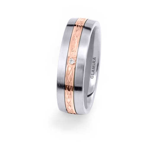 Women's ring Steely Love