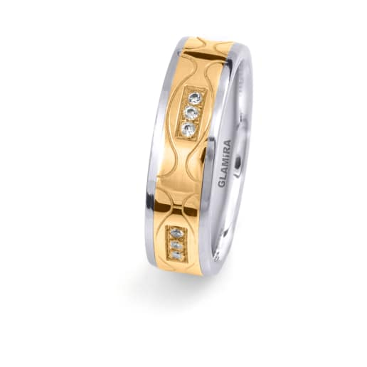 Women's ring Steely Trust
