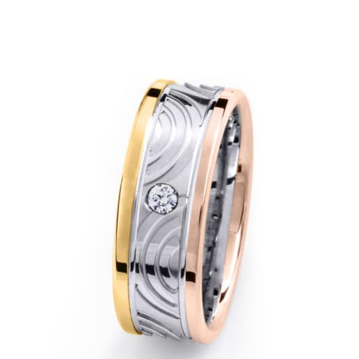 Women's ring Striped Beauty