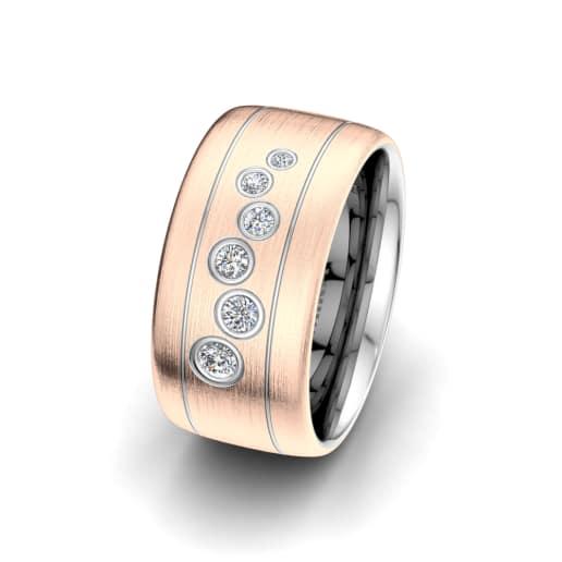 Ženski prsten Wondrous Lucy 10 mm