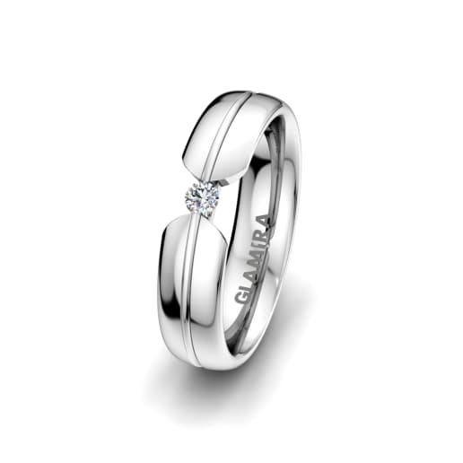 Women's ring Bright Nature 5 mm