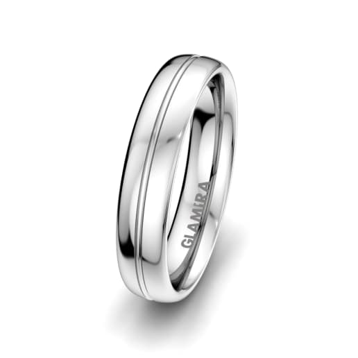 Men's Ring Bright Nature 5 mm