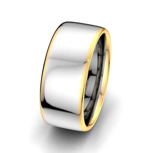 Moški prstani Bright Youth 10 mm