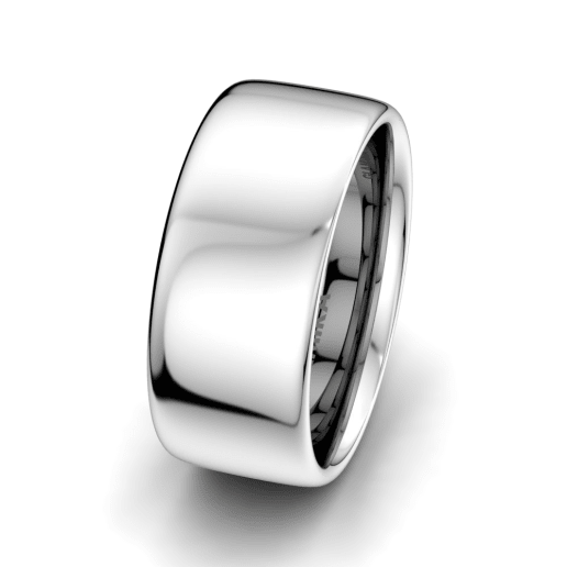Herrenring Sharp Elegance 10 mm