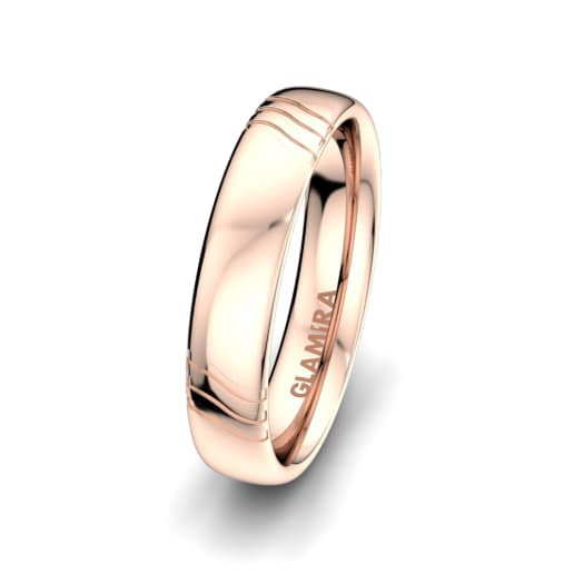 Men's Ring Signty Natura 5 mm