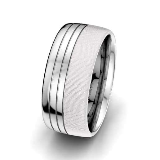 Men's Ring Universe Alya 10 mm
