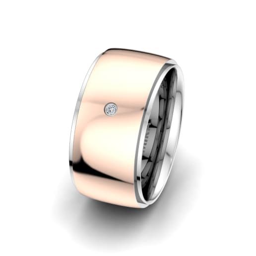 Women's Ring Alluring Tear 10 mm