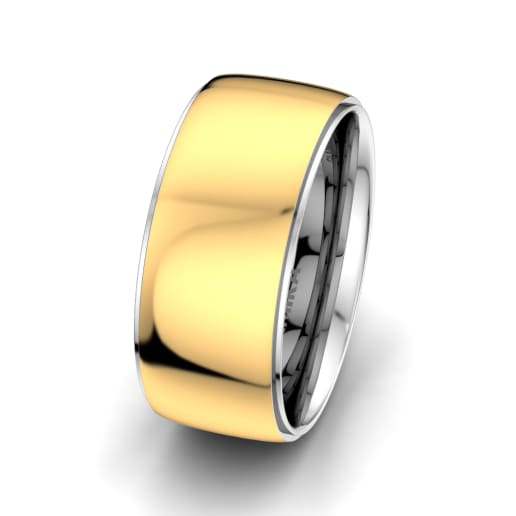 Men's Ring Alluring Tear 10 mm