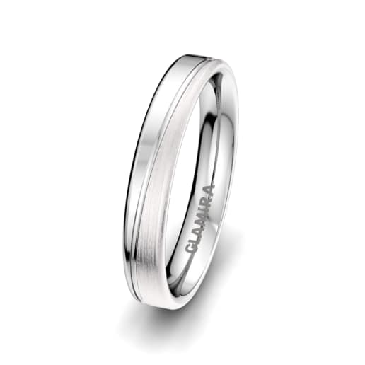 9c7c315fb480 Anillo de hombre Bright Morning 4 mm - Plata 925