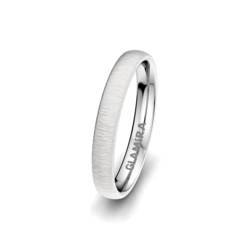 Men's ring Alluring Vision 3mm