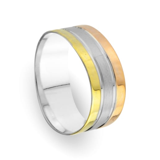 Men's ring Pure Lines