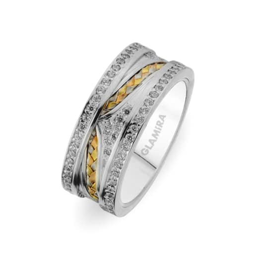 Women's ring Gorgeous Myth