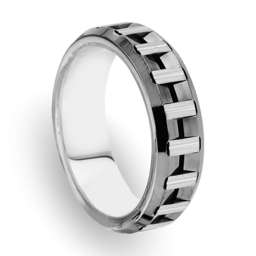 Men's ring Serenity Ways
