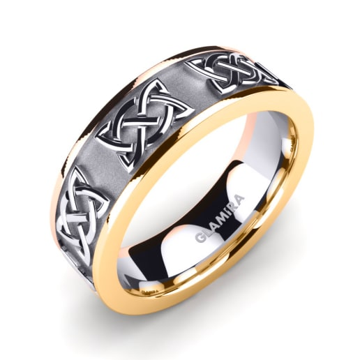 Men's Ring Celtic Harmony